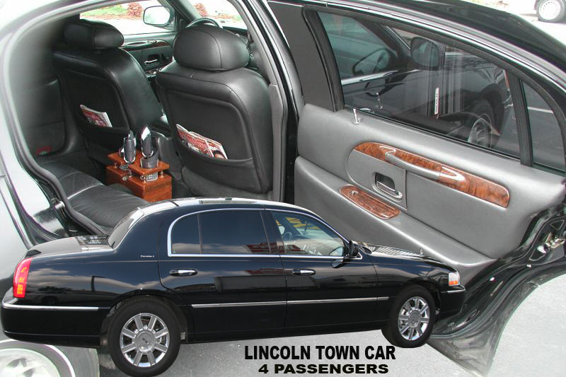 Lincoln Town Car Los Angeles Exotic Limo